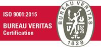 ISO 9001 2015 Veritas Qualite